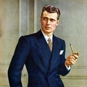 Classy man