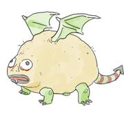 Santi Cansa (Potato Dragon)