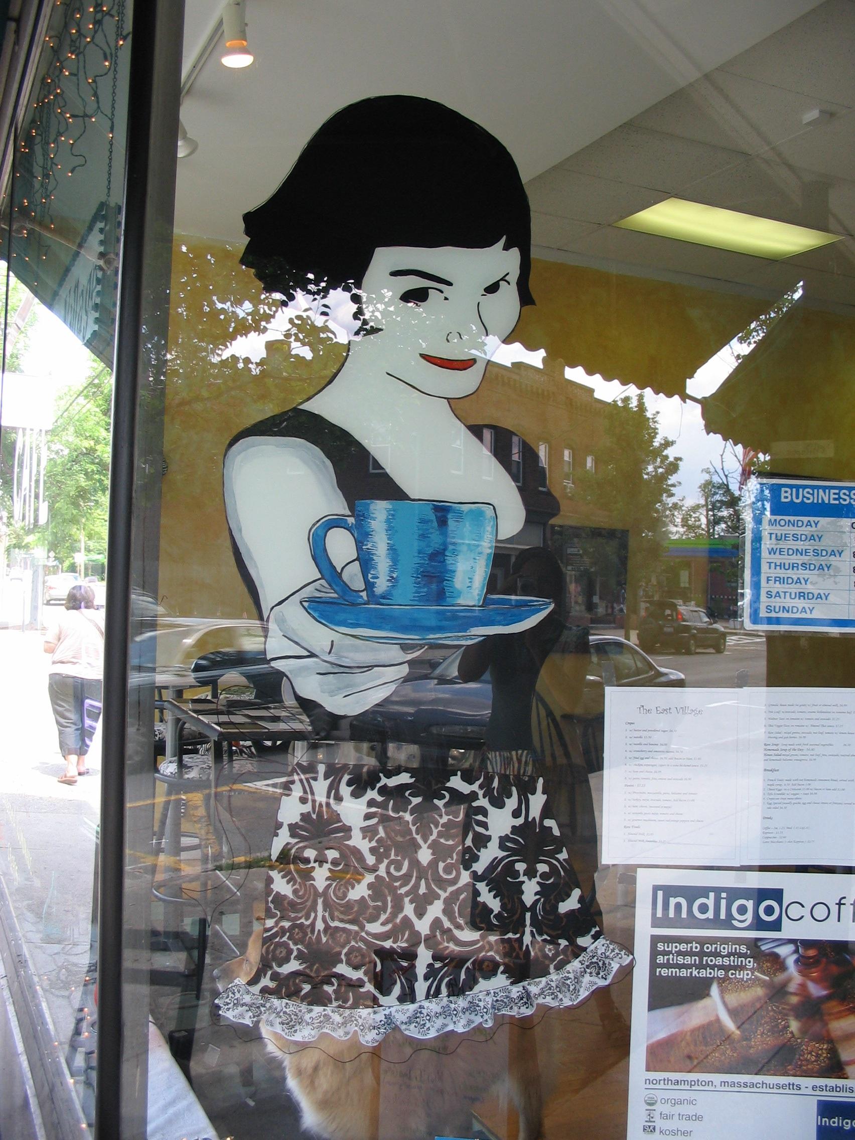 East Village Art Gallery & Cafe
