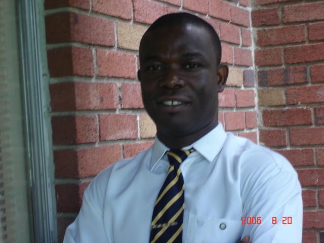 Benjamin Kwasi Addom
