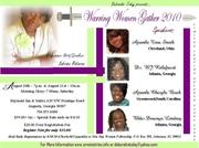 Warring Women Gather 2010