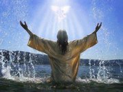 JESUS @ BAPTIZEM