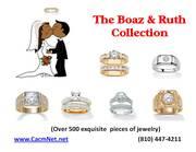 Boaz & Ruth Collection Ad.