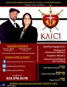 Kingdom Ambassadors in Christ Ministries