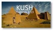 2016 KUSH GENESIS 2-13 and slavery