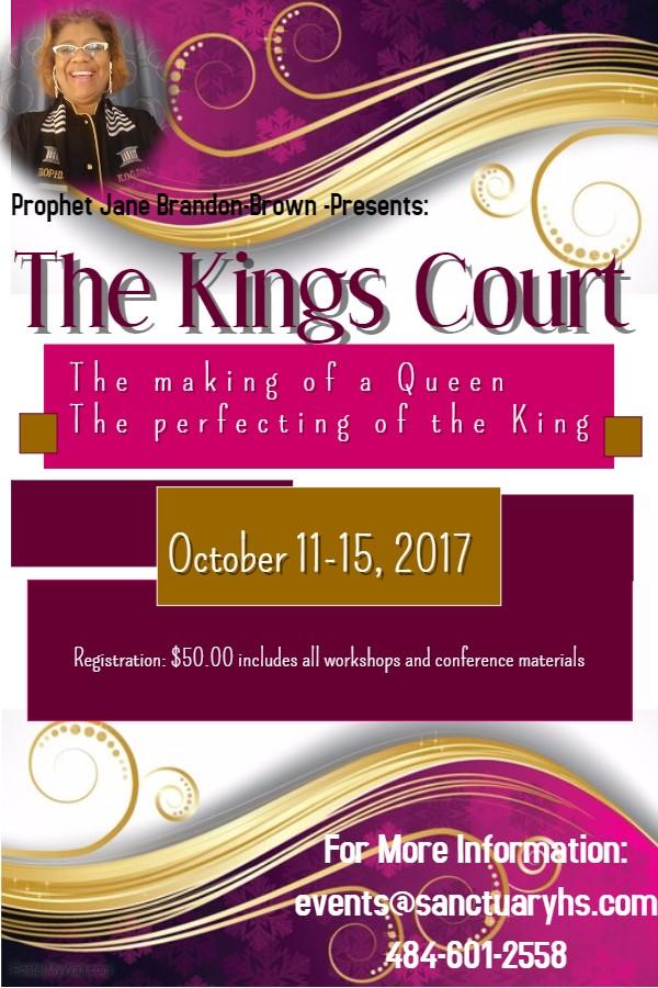 Kings Court 2017
