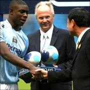 City vs Villa