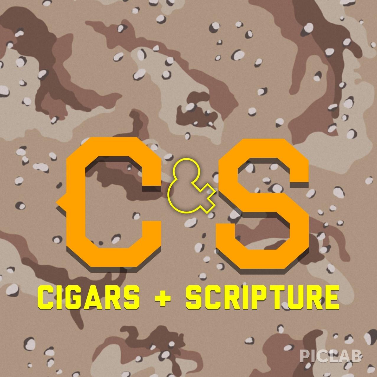 Cigars & Scripture