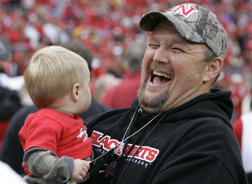 Larry the Cable Guy - Husker Fan
