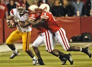 USC vs. Husker Football Photos