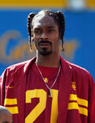 Snoop Dogg USC Fan picture