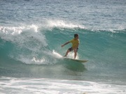 Mack Surfing Makena
