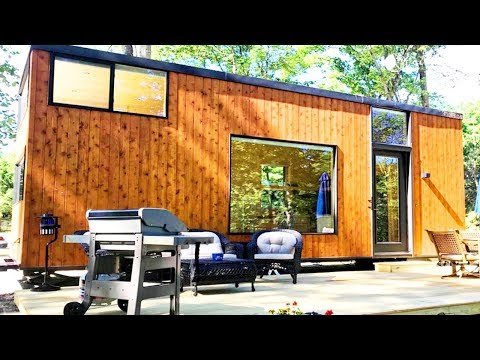 Absolutely Stunning Tiny House Rental Ideal for a Family Getaway near Woodstock, New York