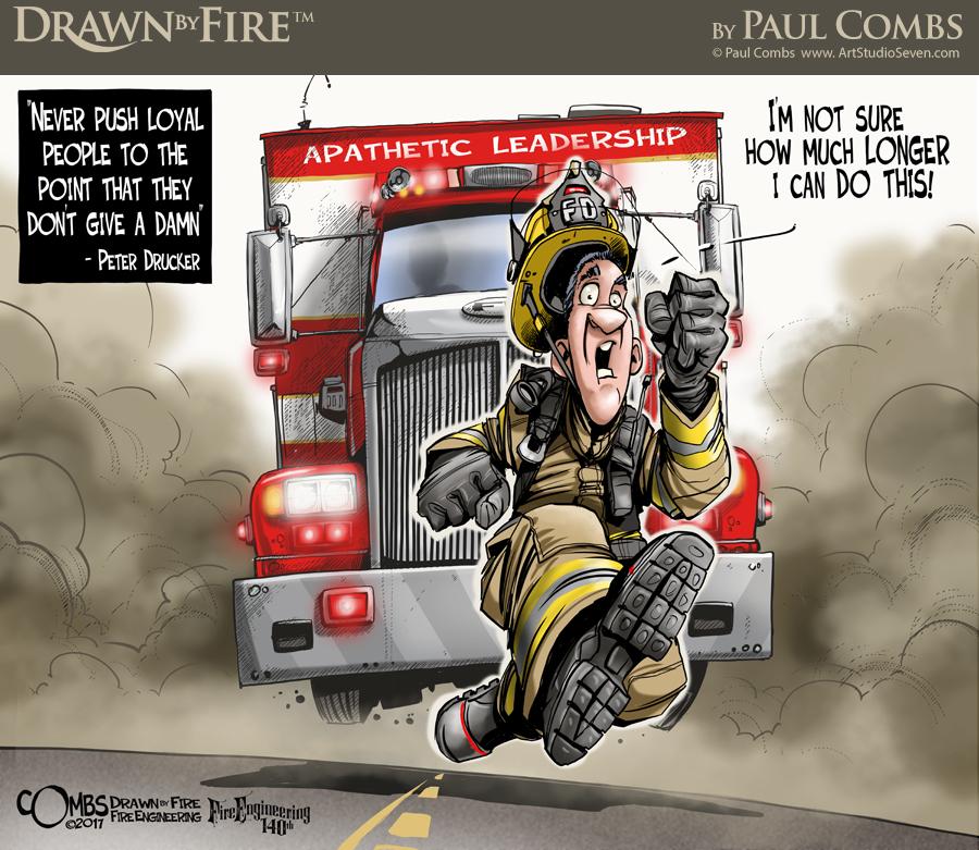 Paul Combss Blog Fire Engineering Training Community