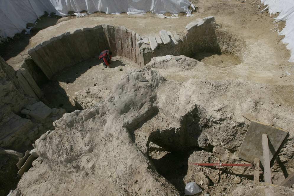 Resultado de imagen de dolmen montelirio