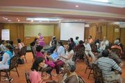 Participants processing