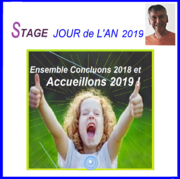 """""""Stage Jour de l'AN 2019 """""""