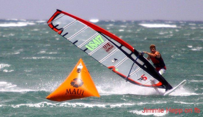Meet Mark Boersma, USA 17 - Michigan Windsurfing