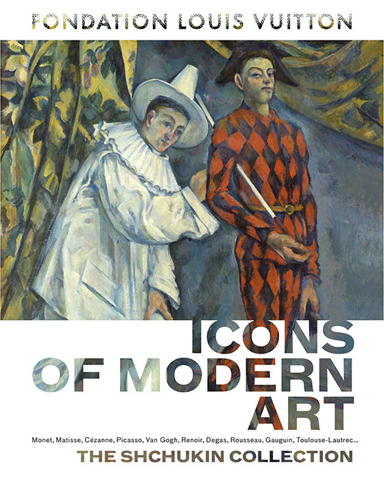 e3cae66453 The Fondation Louis Vuitton: Exhibition Icons of Modern Art - neofundi