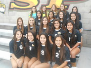 San Pedro High School Girls Soccer 2014-2015