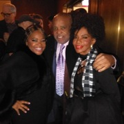 Sherry Gordy, Berry Gordy and Melba Moore