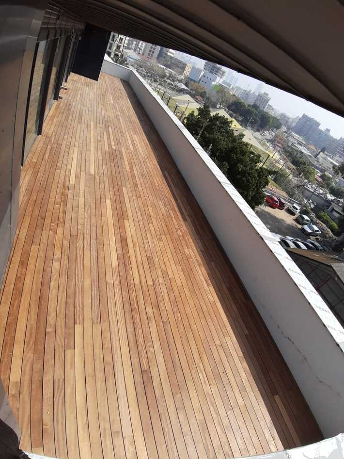 Exterpark Magnet Decking Hardwood