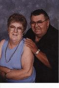 GMA & GPA FRIESEN, TAKEN  OCT. 3, 2003