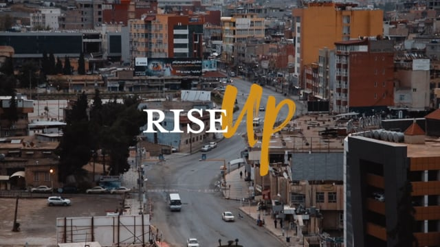 Rise Up: Help the Church in the Middle East Rebuild