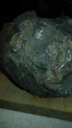 8.5 lbs Iron Meteorite