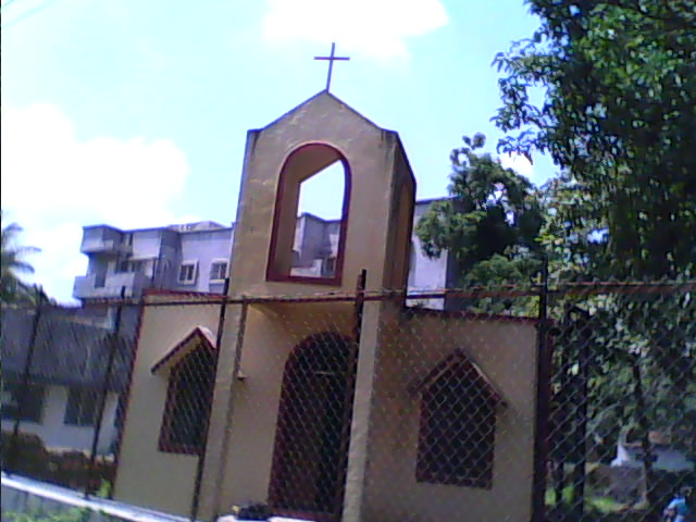 ECI Church Dehu Road