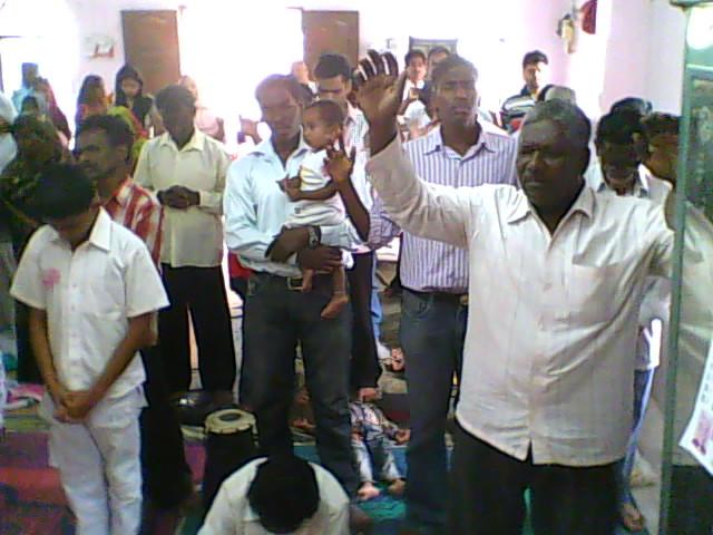 ECI CHURCH DEHU ROAD