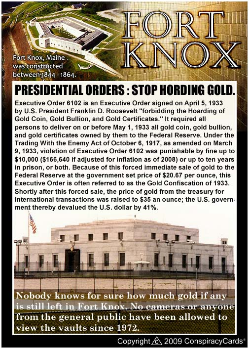 CC Fort_Knox_ConspiracyCards