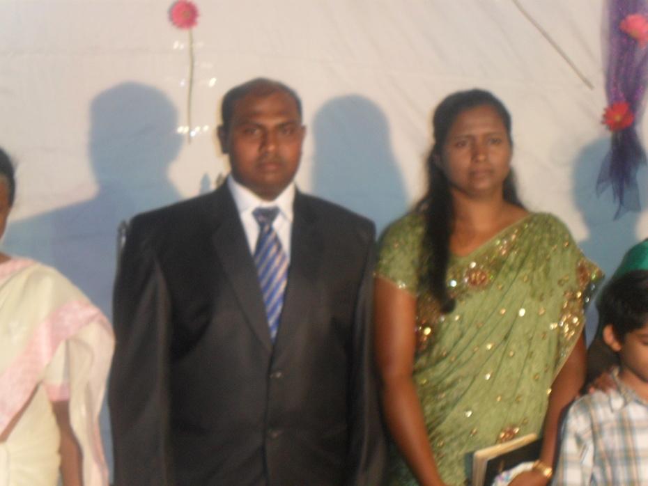 Shobha Marriage Photo