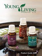 2009 Young Living Product Guide