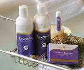 Lavender Personal Care Products