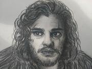 Jon Snow portrait