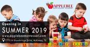 Applebee Montessori Academy-Montessori in McKinney opening soon