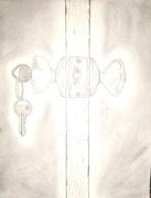 Cross, doorway to heaven