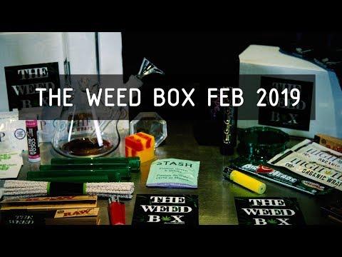 The Weed Box Product Spotlight (Feb 2019)