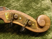 CB Fiddle #2 geared tuners