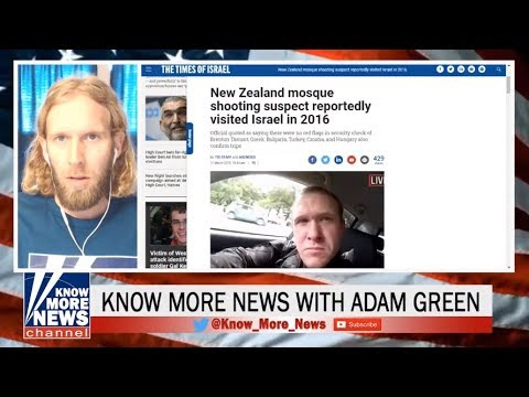 Zio-Connections to the New Zealand Mosque Massacre