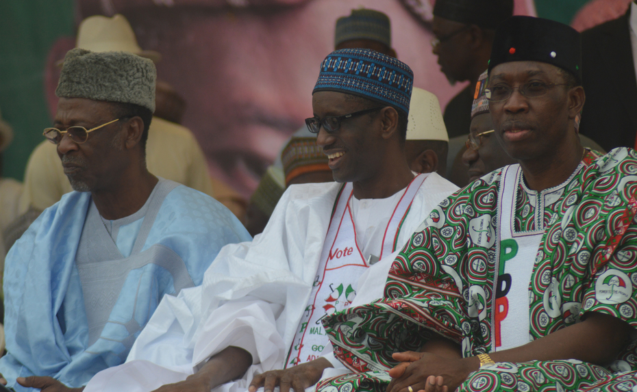 P D P PRESIDENTAL RALLY IN LAGOS 6