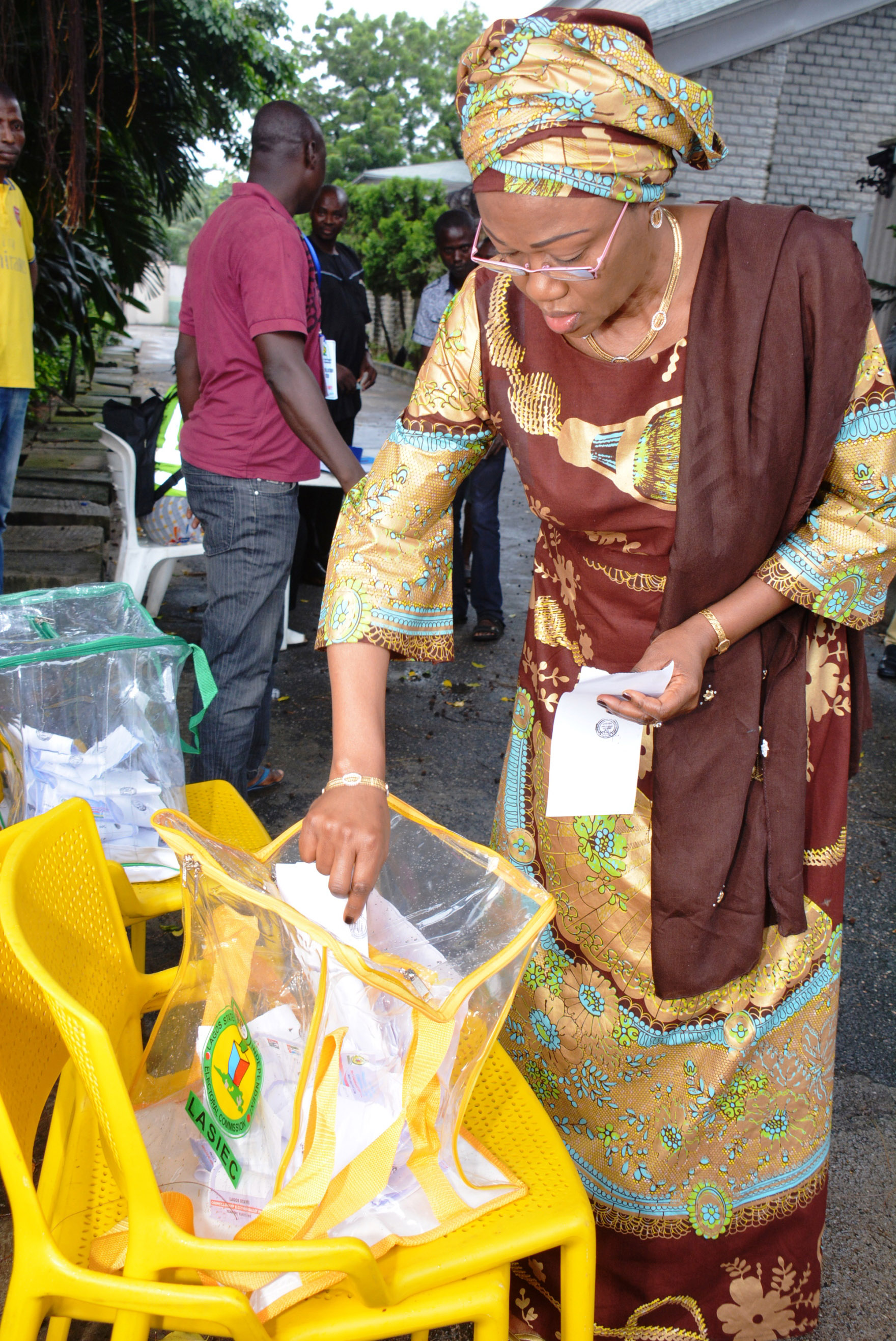 Pic.12. Local Government Elections in Lagos