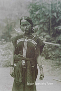 The Tenggara Tribe of North Borneo