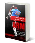 ARM-12 Week Arm Care & Throwing Program