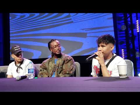 Unashamed Forever 2019 Q&A - Atlanta, GA. Some of the Q&A with Gawvi, Tedashii, 1k Phew, Andy Mineo…