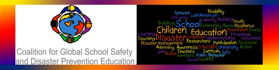 Coalition for Global School Safety&Disaster Prevention Education