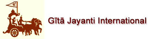 Gītā Jayanti International