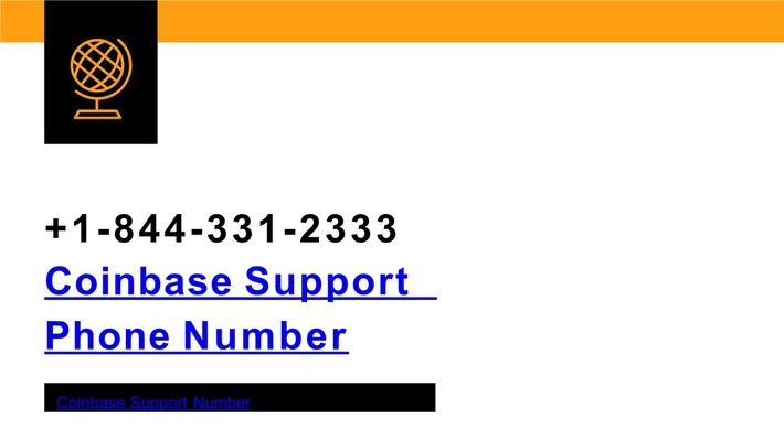 Coinbase Support Number {+1 844-331-2333} Phone Number