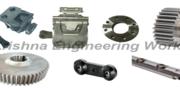 Stenter Machine Spares, Textile Machinery Spare Parts